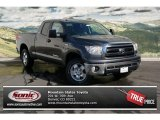 2013 Magnetic Gray Metallic Toyota Tundra SR5 TRD Double Cab 4x4 #72521928
