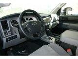 2013 Toyota Tundra SR5 TRD Double Cab 4x4 Graphite Interior