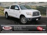 2013 Super White Toyota Tundra Platinum CrewMax 4x4 #72521927