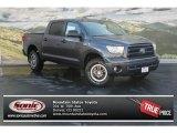 2013 Magnetic Gray Metallic Toyota Tundra TRD Rock Warrior CrewMax 4x4 #72521926