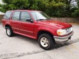 1996 Ford Explorer XLT 4x4 Data, Info and Specs