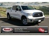 2013 Super White Toyota Tundra CrewMax 4x4 #72521925