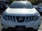 2010 Glacier White Pearl Nissan Murano SL AWD #72522202