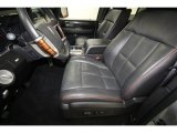 2007 Lincoln Navigator Ultimate Front Seat