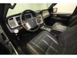 2007 Lincoln Navigator Ultimate Charcoal/Caramel Interior