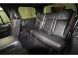 2007 Lincoln Navigator Ultimate Rear Seat