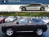 2013 Fire Agate Pearl Lexus RX 350 AWD #72544784