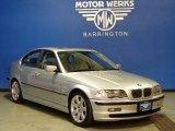 1999 Titanium Silver Metallic BMW 3 Series 328i Sedan #72544759