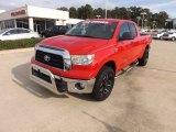 2008 Radiant Red Toyota Tundra SR5 Double Cab 4x4 #72551549