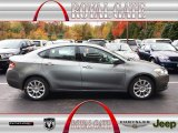 2013 Tungsten Metallic Dodge Dart Limited #72551720