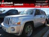 2007 Bright Silver Metallic Jeep Patriot Limited #72551348