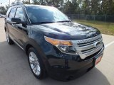 2013 Tuxedo Black Metallic Ford Explorer XLT #72551798