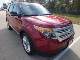2013 Ruby Red Metallic Ford Explorer XLT #72551797