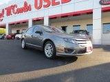 2010 Sterling Grey Metallic Ford Fusion SEL #72551248
