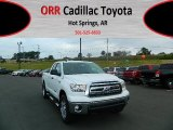 2013 Super White Toyota Tundra TSS Double Cab 4x4 #72551516