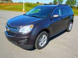 2013 Tungsten Metallic Chevrolet Equinox LT #72551612