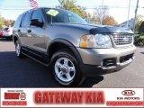 2003 Mineral Grey Metallic Ford Explorer XLT 4x4 #72551783