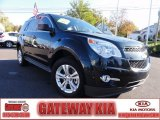 2011 Black Granite Metallic Chevrolet Equinox LT AWD #72551780