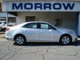 2013 Silver Ice Metallic Chevrolet Malibu LS #72551303