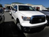 2010 Super White Toyota Tundra CrewMax #72551491