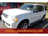 2003 Oxford White Ford Explorer Limited 4x4 #72551587