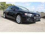 2013 Brilliant Black Audi A4 2.0T Sedan #72551755