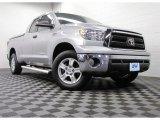 2010 Silver Sky Metallic Toyota Tundra SR5 Double Cab 4x4 #72551563