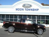 2013 Kodiak Brown Metallic Ford F150 Lariat SuperCab 4x4 #72551396