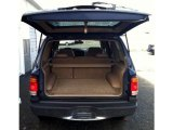 2000 Ford Explorer XLT 4x4 Trunk
