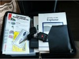 2000 Ford Explorer XLT 4x4 Books/Manuals