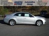 2013 Silver Ice Metallic Chevrolet Malibu LS #72551390