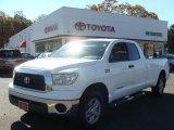 2008 Super White Toyota Tundra SR5 Double Cab 4x4 #72551647