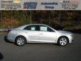 2013 Silver Ice Metallic Chevrolet Malibu LS #72551376