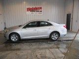 2013 Silver Ice Metallic Chevrolet Malibu LS #72598195