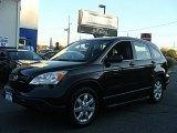 2009 Crystal Black Pearl Honda CR-V LX 4WD #72598172