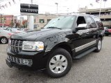 2007 Black Lincoln Navigator Luxury 4x4 #72598169