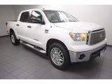 2011 Super White Toyota Tundra Texas Edition CrewMax #72597871