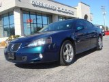 Blue Green Crystal Pontiac Grand Prix in 2006