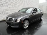2013 Black Diamond Tricoat Cadillac ATS 3.6L Luxury AWD #72597628