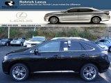 2013 Stargazer Black Lexus RX 450h AWD #72597744