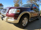 2006 Dark Cherry Metallic Ford Explorer Eddie Bauer #72598056