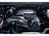 2010 Chevrolet Silverado 1500 LT Regular Cab 4.8 Liter OHV 16-Valve Vortec V8 Engine