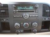 2010 Chevrolet Silverado 1500 LT Regular Cab Controls