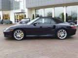 2005 Porsche 911 Deep Purple Paint to Sample