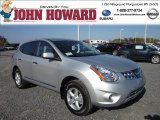 2013 Brilliant Silver Nissan Rogue S Special Edition AWD #72597947
