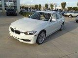 2013 Mineral White Metallic BMW 3 Series 328i Sedan #72597845