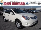 2013 Pearl White Nissan Rogue S Special Edition AWD #72597946