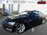 2009 Jet Black BMW 3 Series 335i Coupe #72597606