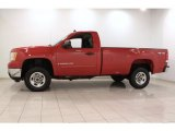 2007 GMC Sierra 2500HD Regular Cab 4x4 Exterior