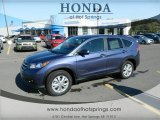 2012 Twilight Blue Metallic Honda CR-V EX #72597821